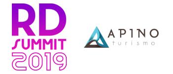 Apino Turismo – RD Summit 2019